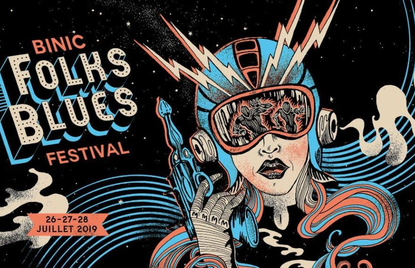 Binic Folks Blues Festival 2019