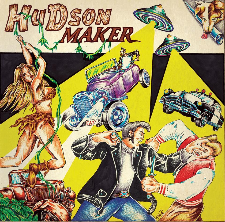 Hudson Maker CD