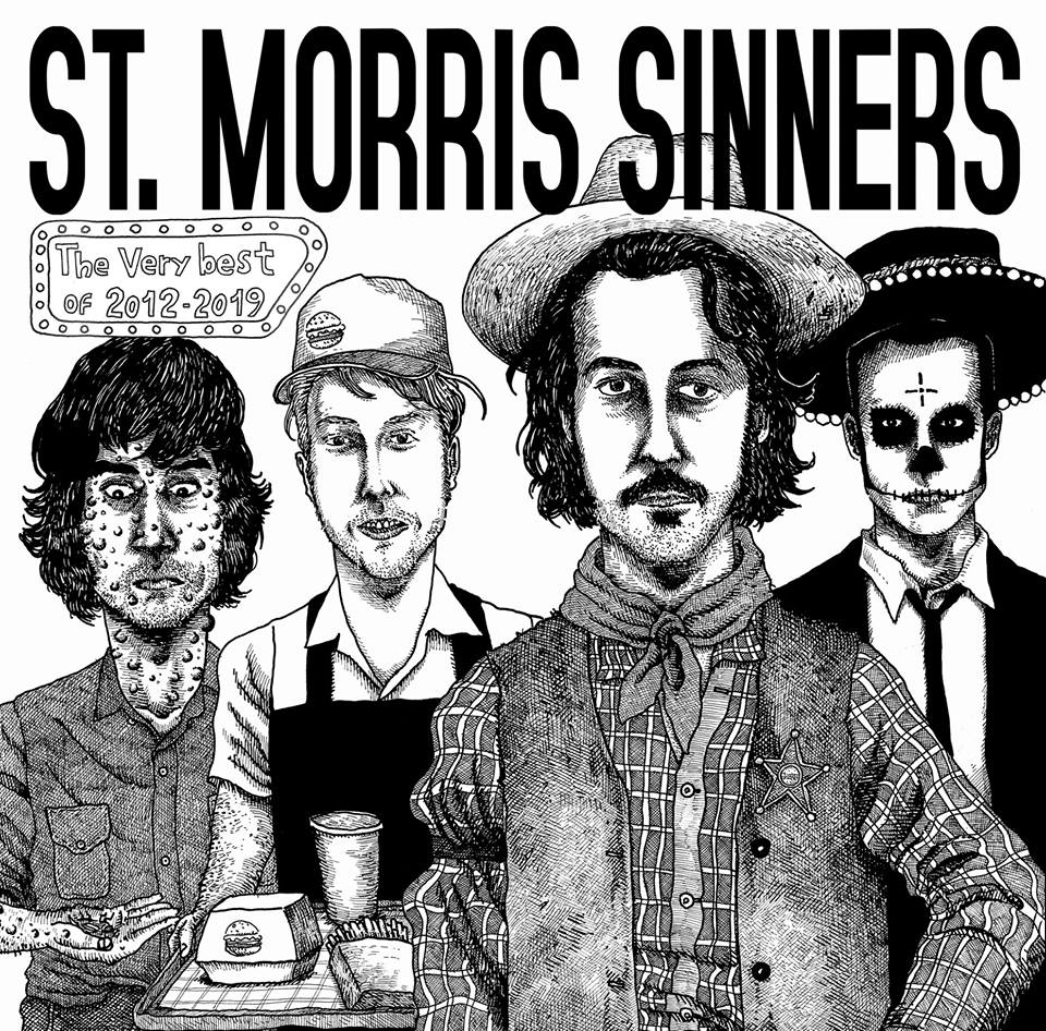 St. Morris Sinners - The Very Best Of