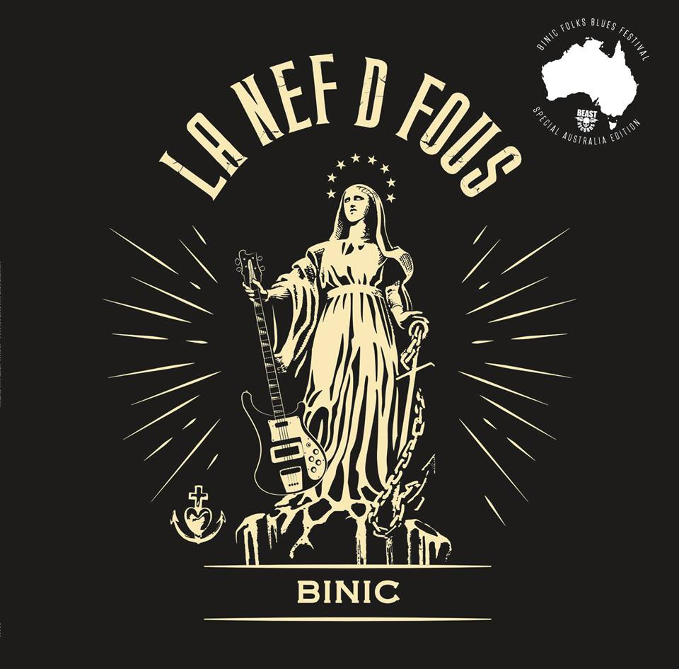 La Nef D Fous Beast Records Vinyl Sampler Special Australia Edition