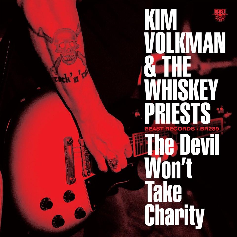Kim Vokman & The Whiskey Priests