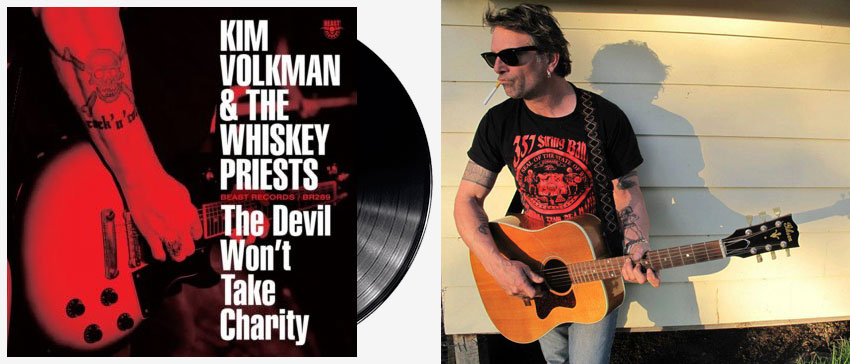Kim Volkman and The Whiskey Priests