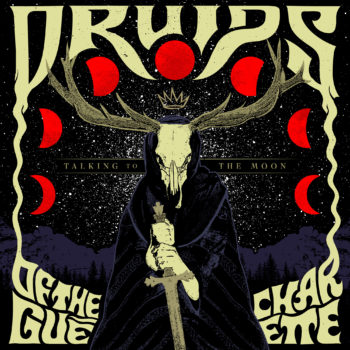 Druids of the Gué Charette - Talking to the Moon LP